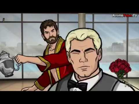 Kenny Loggins funny appearance on Archer