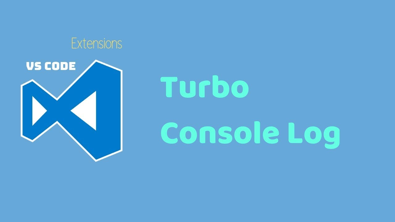 [VSCode Extension] - Turbo Console Log