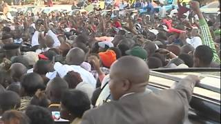 Kenyatta Accuses Western Nations Of Hostility