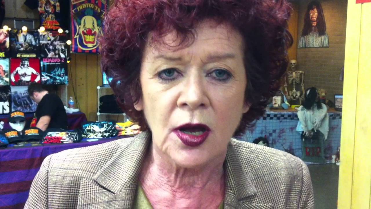 Watch Patricia Quinn video
