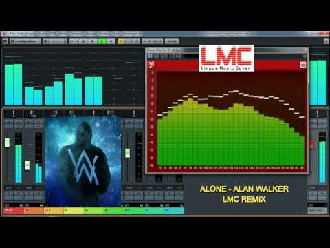 Alan Walker - Alone Versi Dangdut Remix 2017