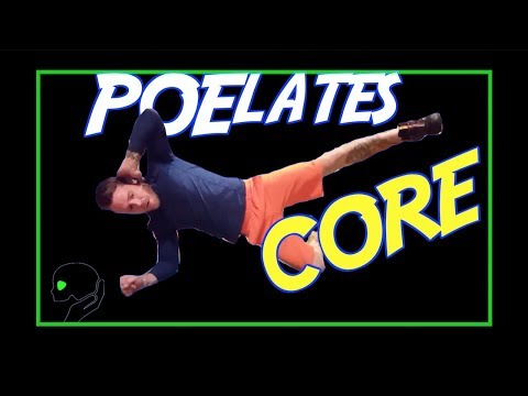 Dynamic Pilates Workout: Core Cruncher 24-Minutes (2018)