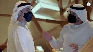 Khaled bin Mohamed bin Zayed has opened the House of Artisans #inAbuDhabi