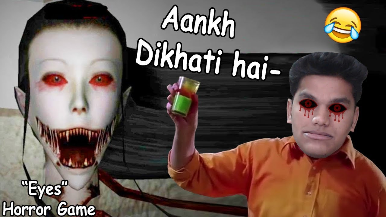 Download EYES (The Horror Game) Hindi Gameplay (Free android Game)