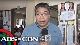 #Halalan2018: Caloocan poll precinct records high voter turnout