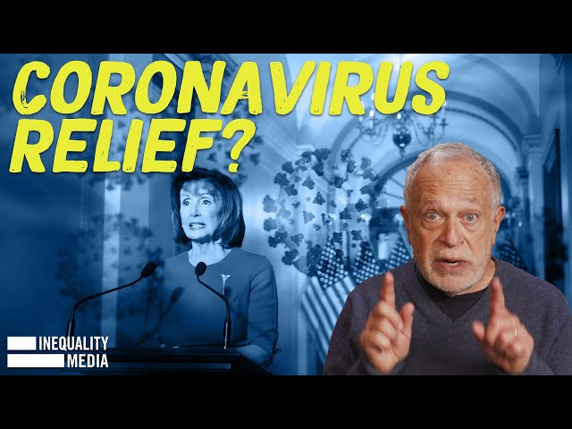 Robert Reich: What's Missing From the Coronavirus Bill