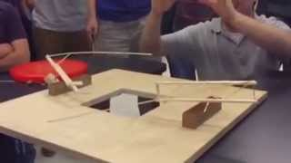Science Olympiad - Bridge Building (may 19, 2015)