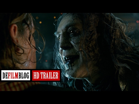 Pirates of the Caribbean: Dead Men Tell No Tales (2017) Official HD Trailer [1080p]