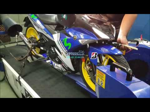 Yamaha Y15ZR aRacer RC M4 160cc Injector - Motodynamics Technology