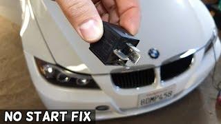 BMW DOES NOT START E90 E91 E92 E93 CAS MODULE RELAY