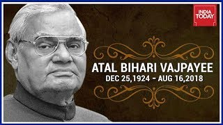Atal Bihari Vajpayee Passes Away At 93 | AIIMS Releases Medical Bulletin