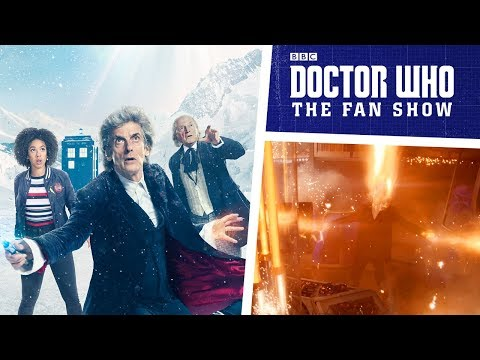 Doctor Who Season 10 Christmas Special.Doctor Who Season 10 Christmas Special 2017 Easter Eggs And