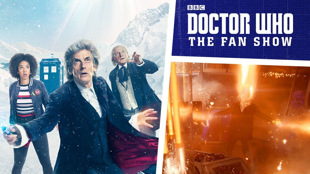 Peter Capaldi and Steven Moffat's final Doctor Who was surprisingly graceful ...