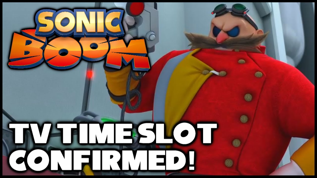 Sonic boom time slot procter and gamble careers augusta ga