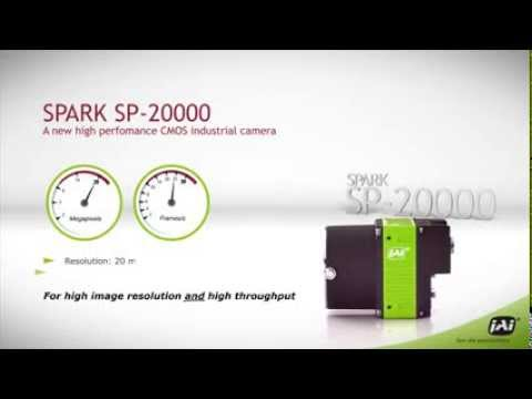 Jai - Spark SP-20000M-PMCL Industrial camera