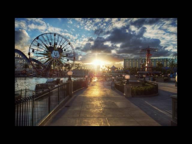 California Adventure | Paradise Park | BGM Loop