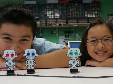 CHIP - An Educational Electronics Kit With Character