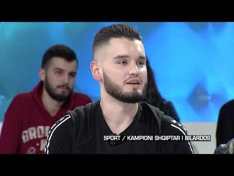 Zone e lire - Sport/ Kampioni shqiptar i bilardos! (01 dhjetor 2017)