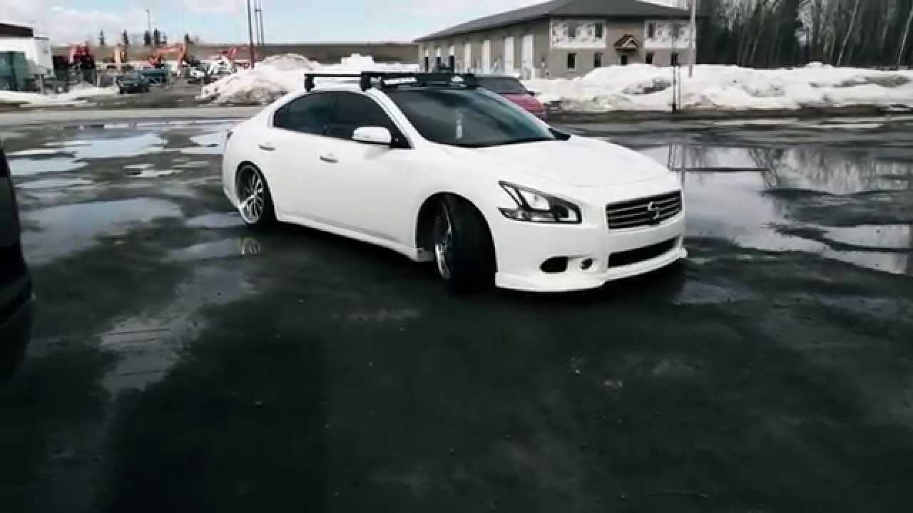 The Vossen S Are Back Maxima Sv 7th Gen 2011 Megan