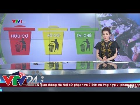 TIN TỨC VTV24 - NGÀY 06/12/2016: RÁC...