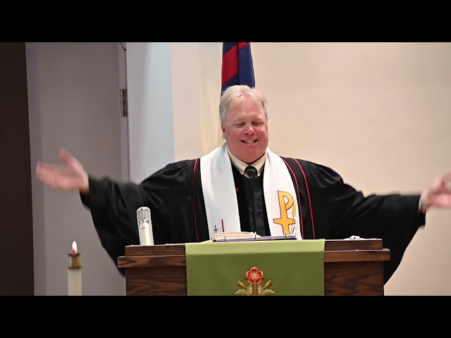 "Worship Service September 19, 2021 ""I've Got Some Good News and I've Got Some Bad News"""