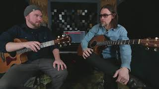"""THE WEEKLY RIFF - Myles Kennedy """"Haunted By Design"""" Guitar Lesson"""