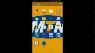 ΜΤΝ - Ρυθμίσεις Internet για Android
