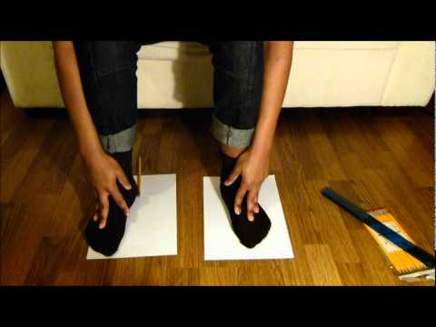 how to find your ice hockey skate size width and length tutorial from home skate sizing youtube. Black Bedroom Furniture Sets. Home Design Ideas