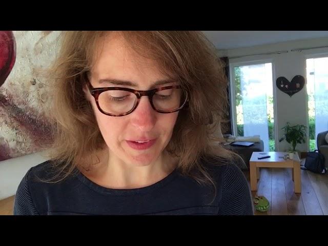 Vlog #21: Gehaakte hartjes uit...