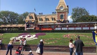Disneyland Fun with Paul, Calvin and Michel - PART 1 - Live from Disneyland in Anaheim!  4/28/2018
