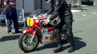 ADAC Sachsenring CLASSIC 2016 GP Bikes 350 - 750 ccm