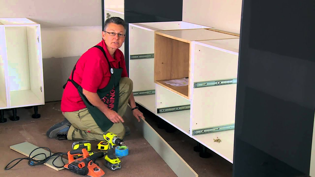 How To Install Kickboard Diy At Bunnings Youtube