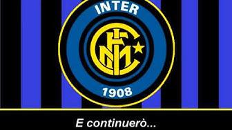 Pazza Inter Amala -Inter Milan Song With Lyris