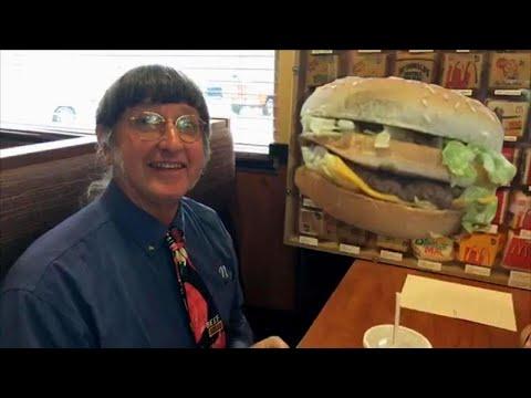 Man Sets New Record for Eating More Than 30 Thousand Big Macs