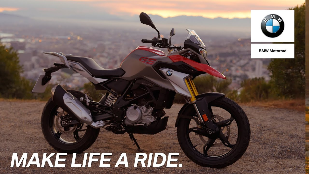 In The Spotlight The New Bmw G 310 Gs