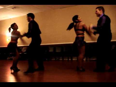 Corazon Spotlight - Salsa Heat Pro Team @ 10th Year Celebration