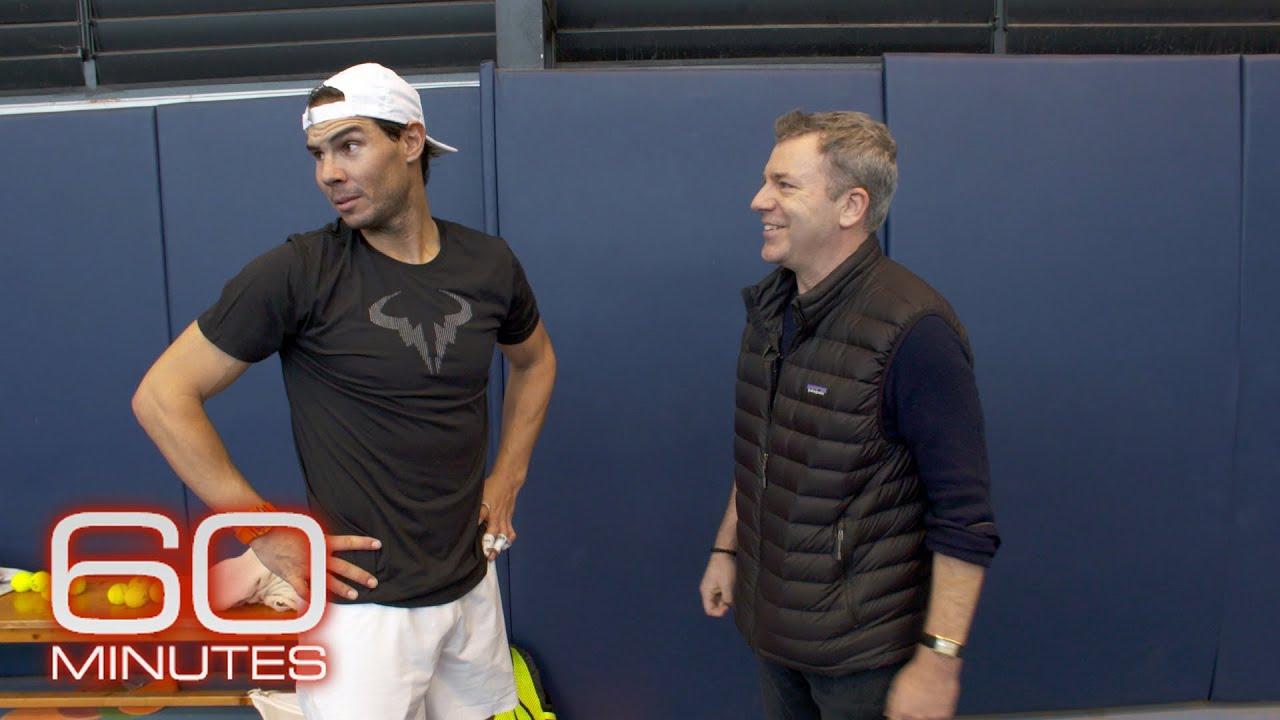 Rafael Nadal still really likes playing tennis - 60 Minutes