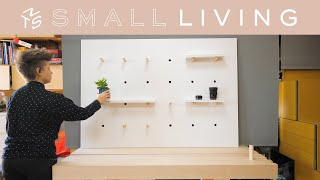 Small Living Ep.4 - Styling Tips, Ideas And Diy For Small Spaces