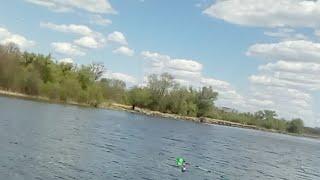 Рыбалка! Река Уса.