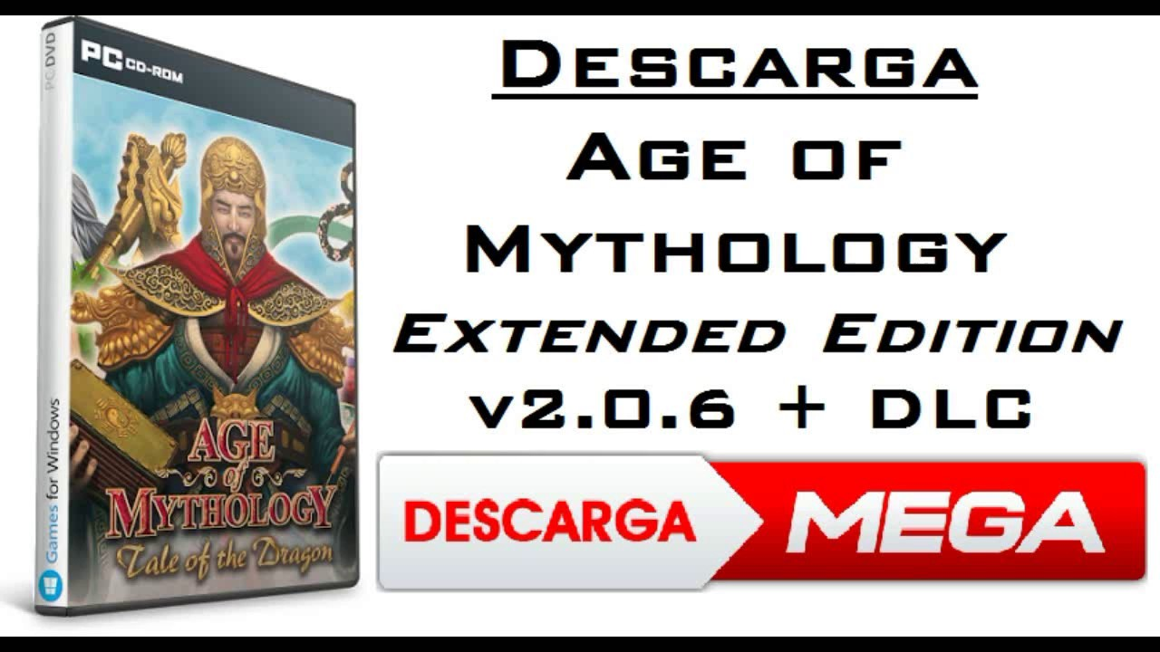 Age of Mythology - Descargar para PC Gratis