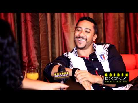 Majid Michel - Confirms Frank Rajah as his best director - Golden Icons Exclusive Interview