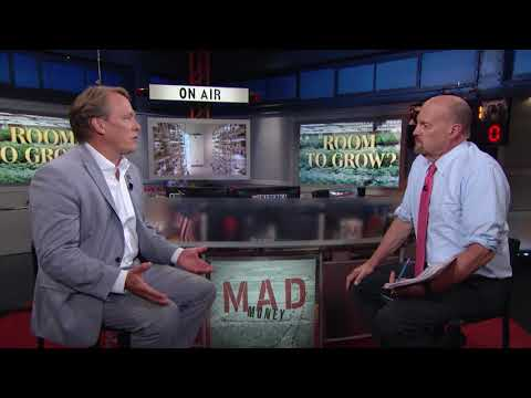 Canopy Growth CEO: Cannabis in Canada   Mad Money   CNBC