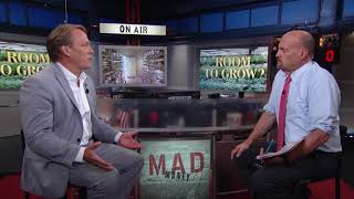 Canopy Growth CEO: Cannabis in Canada | Mad Money | CNBC
