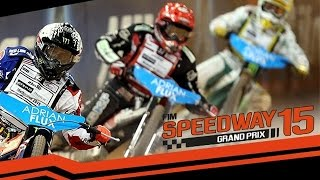 FIM Speedway Grand Prix 15 Gameplay German