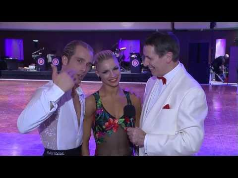 Riccardo and Yulia Interview London 2013