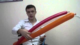 видео Разновидности воздушных шаров