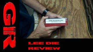 How To #7: Use Reloading Dies. Lee 223 Rem Reloading Die Review