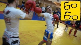 Ушу-саньда с Мурадом Бахарчиевым — секреты спортивного ушу (саньшоу)