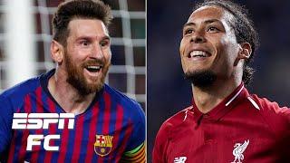 Will Lionel Messi, Cristiano Ronaldo Or Virgil Van Dijk Win The Ballon D'or?   Espn Fc