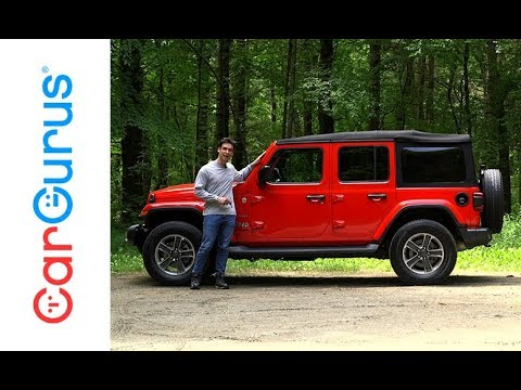2018 Jeep Wrangler Unlimited | CarGurus Test Drive Review